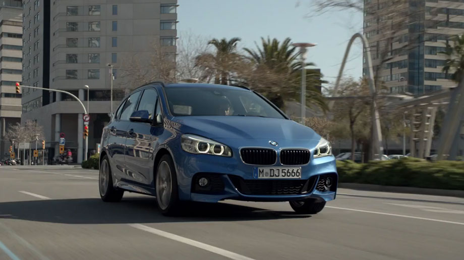 BMW 2 Series. Active Tourer